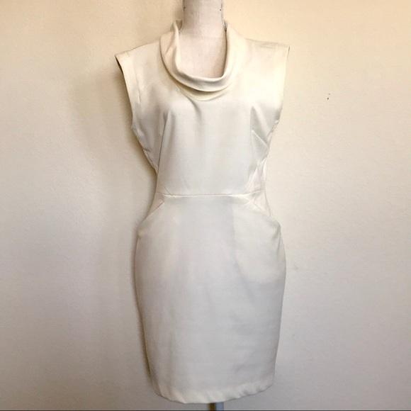 Banana Republic Dresses & Skirts - White Banana Republic Size 4 Dress